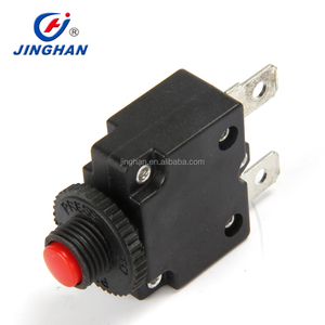 Thermal Overload Circuit Breaker 5A 10A 15A overlpower protector switch resettable electrical circuit breaker