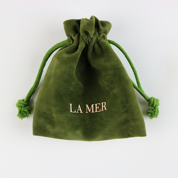 Whole Custom Velvet Gift Bag Pouch Drawstring