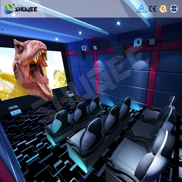 Hottest 5d 7d 12d Mobile Cinema Theatre Simulator From