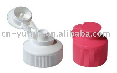 high quality and competitive price flip top cap&bottle cover