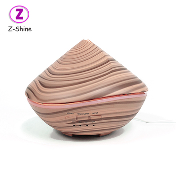 2019 New Style Professional Wood Grain Essential Oil Diffuser,Wooden Diffuser