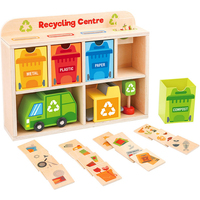 2019 new design Wooden Recycling Centre Game