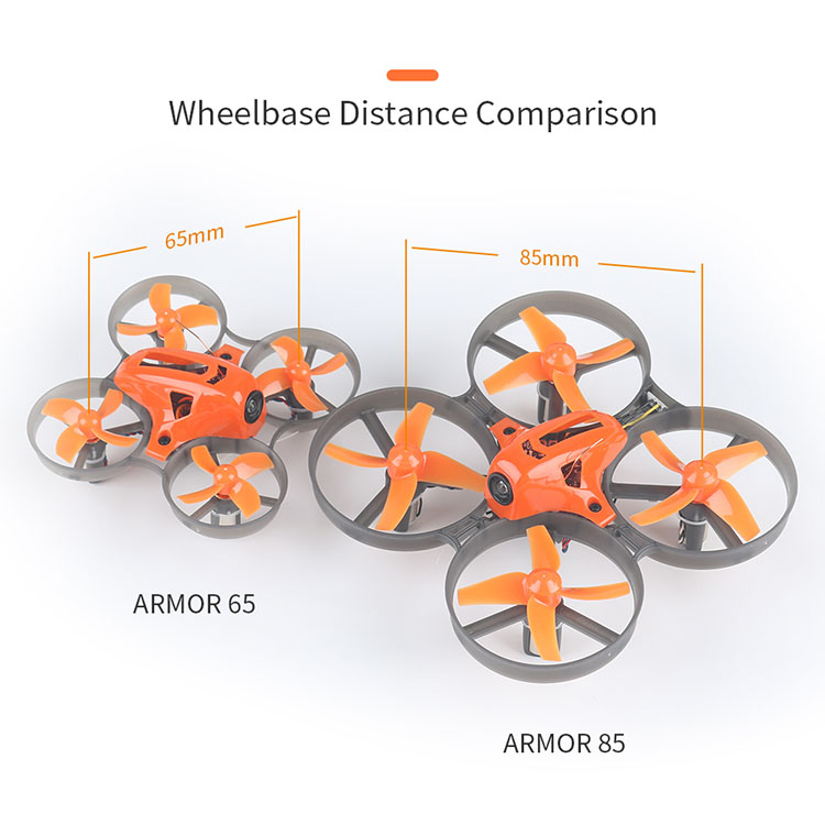 2018 Armor 65 Pro Makerfire micro drone FPV with camera