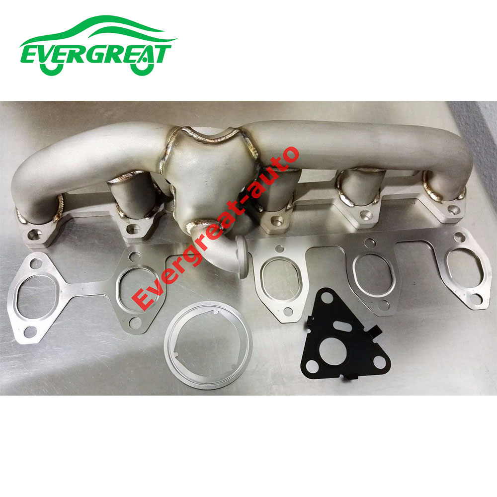 NEW EXHAUST MANIFOLD FOR VW T5 VOLKSWAGEN TOUAREG 2.5 TDI 130HP BLK 070253017A