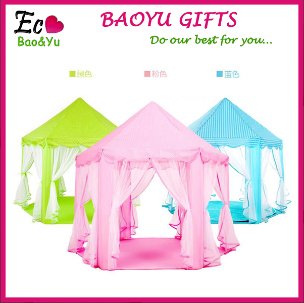 Top Quality Princess Tent Portable Outdoor Kids Play Game Toy Beach Tent