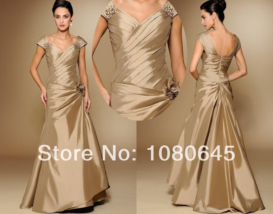 Buy Plus Size Champagne Mother Bride Dresses Jacket Lace