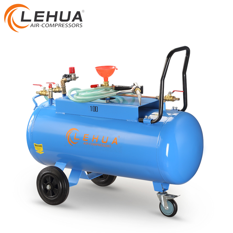 100l 4bar hot sale foam washing machine