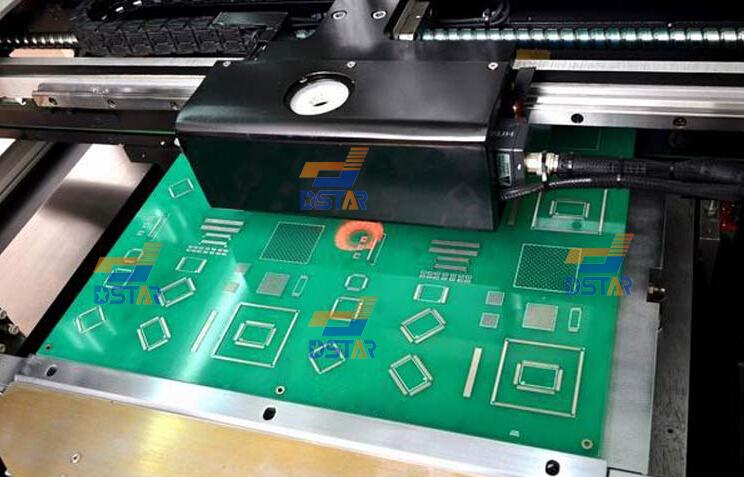 Solder Paste Screen Printer/pcb Assembly Machine/smt Solder Paste