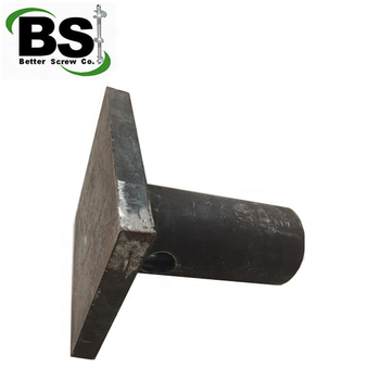 Helical Pile Foundation Systems Using Pipe Cap Buy