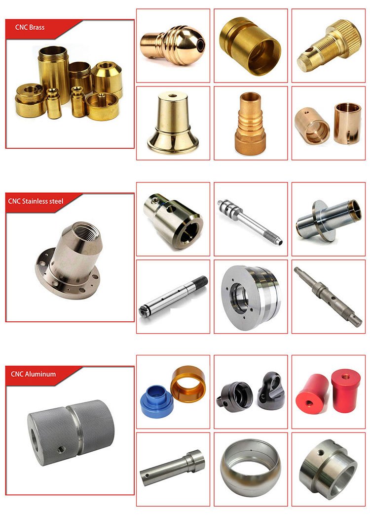 CNC machined parts precision parts custom-made parts