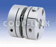 Clamp Type fixing Double / Single Disk Mechanical Flexible Coupling