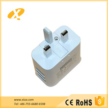 Manufacturers Top quality 5V 3.1A Triangle UK 3 USB WALL Charger