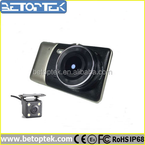 4.3 inch IPS Screen Car DVR Vehicle Camera Video Recorder