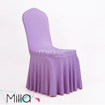Wedding Ruffled Skirt Spandex Chair Cover Buy Cheap