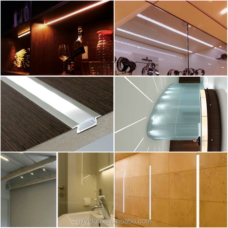 Oem/odm Led Strip Aliminium Kitchen Profile Corner Joint,Aluminium ...