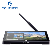 Original PIPO X8 Pro Win 10 and Android 5.1 Dual Boot OS Intel 8350 Quad Core Mini PC 7 inch Tablet 2G/32G Cable gift