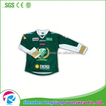 7fc2ed485 2017 Latest Design Minnesota Wild Customized Ice Hockey Jersey - Buy ...