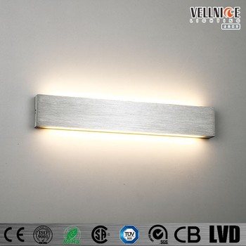 Led Bathroom Wall Light Fixtures Linear Profile Wall Lamp W3a0072 ...