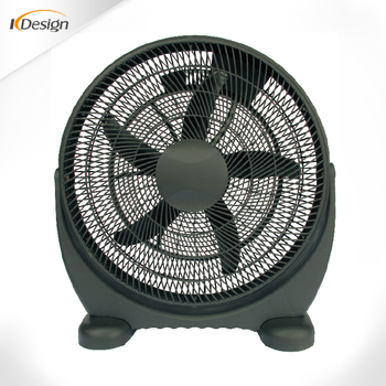 Household Fashion No Noise Box Fan 20 Inch Small Ultra Thin High Sd Fans