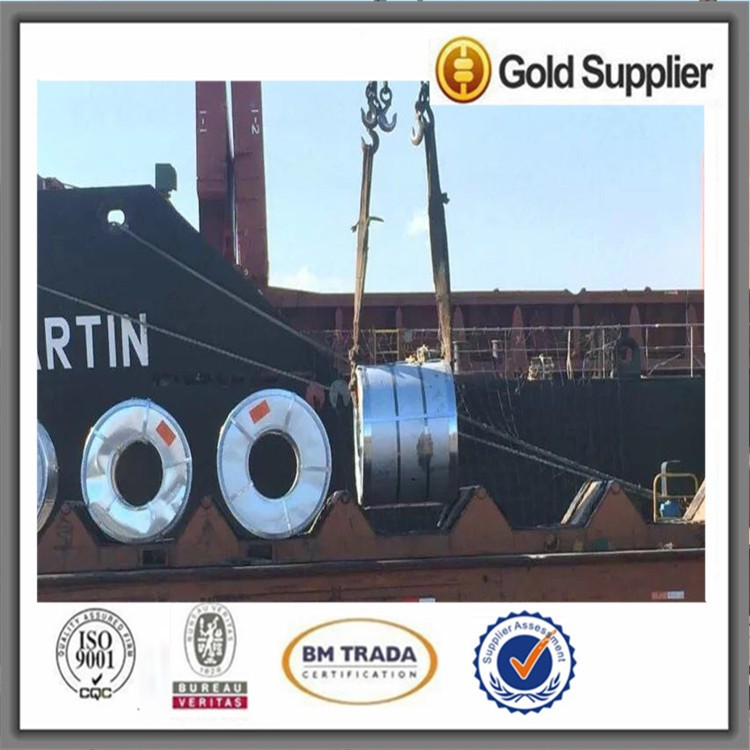 galvanized galvalume steel coils zinc coated plate supplier xingfu boxing shandong china