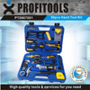 50pcs Profession Hand Tools Kits for Household Tool