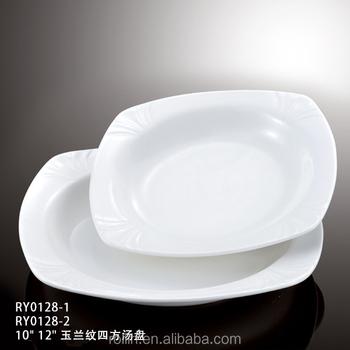 2015restaurant ceramic plates dishesdeep dish dinner platescheap white ceramic plate & 2015restaurant Ceramic Plates DishesDeep Dish Dinner PlatesCheap ...
