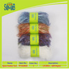 manufacturer wholesale 100% nylon fancy polyamide yarn feather yarn for knitting sweaters from China