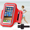 Mobile Phone Sports Arm Band Outdoor Lycra Fitness Armband Dancing for Samsung iPhone 6/6S plus