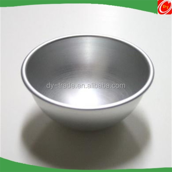Matt surface Aluminum hollow sphere  ball Dia100mm-500mm