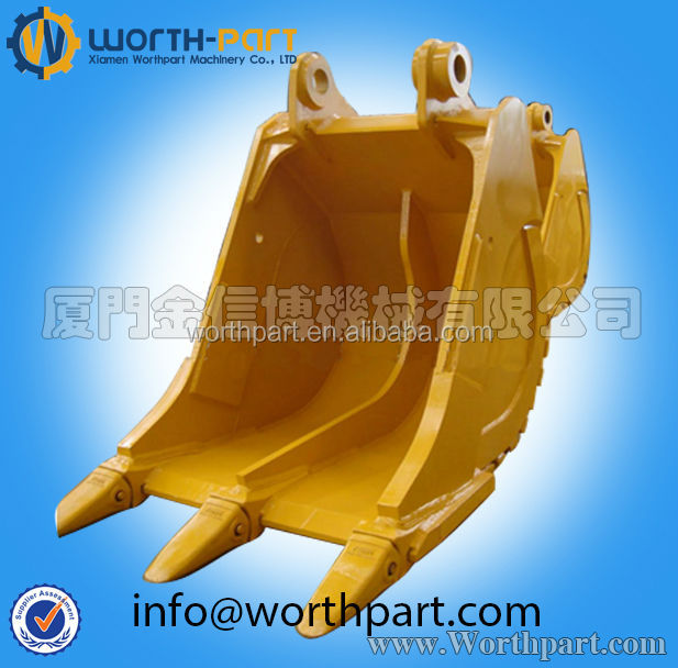 Heavy Duty Rock Excavator Bucket for Volvo EC360