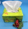 Unbleached Promotional Super Soft boxed Facial Tissue OEM Factory