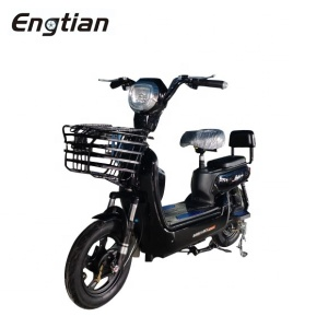 2018 new Cheap hot sale adults small electric scooter moped 350W electric motorcycle with pedals