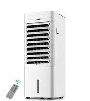 Mini Portable 3 in 1 Air Cooler With Remote Touch Panel