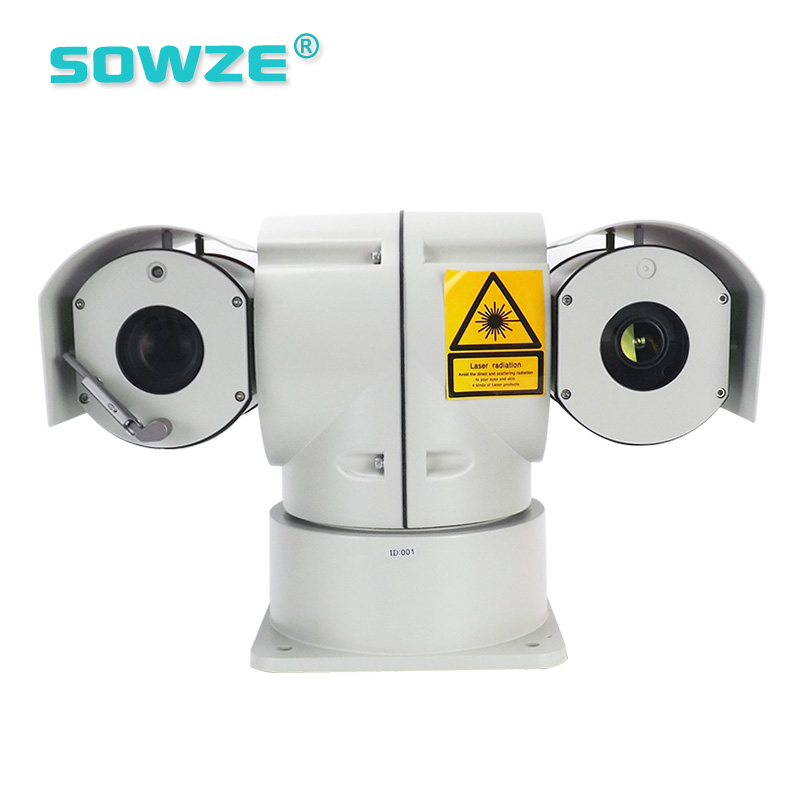 2MP AHD Outdoor Waterproof IR PTZ Camera for Boat and Ship
