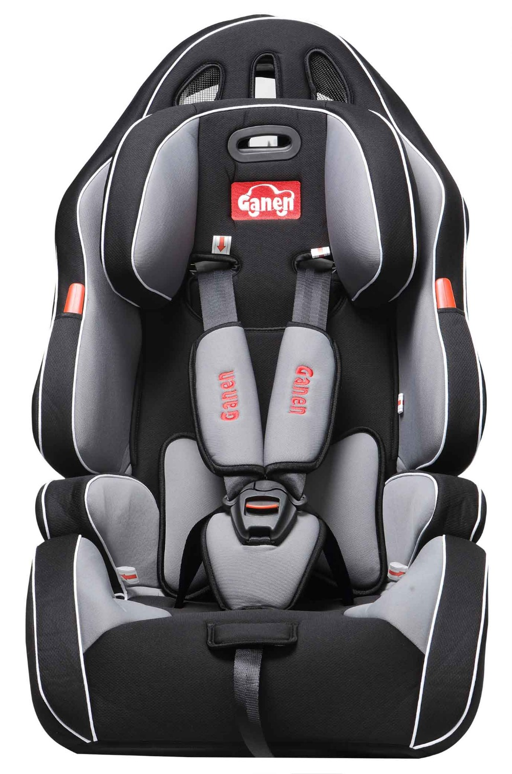 most portable car seat for 9 month to 12 years old children safety baby booster car seat buy. Black Bedroom Furniture Sets. Home Design Ideas