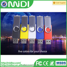 Best-selling USB 2.0 Swivel usb flash drive / custom usb flash drive