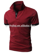 Fancy well design polo shirts for men,plain cotton polo shirts with custom printing,wholesale cheap dry fit polo t-shirts