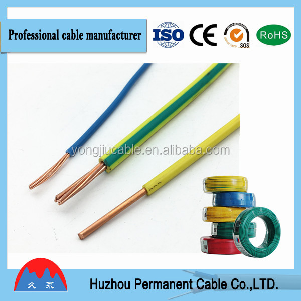 Mutil-core Electrical Sheath Round Wire Cable With Factory Price Good Quality