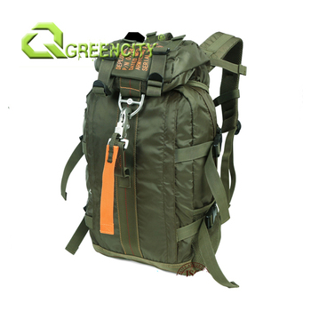 Tactical Parachute Bags Lightly Foldable Backpack Bag Military Hiking Product On Alibaba