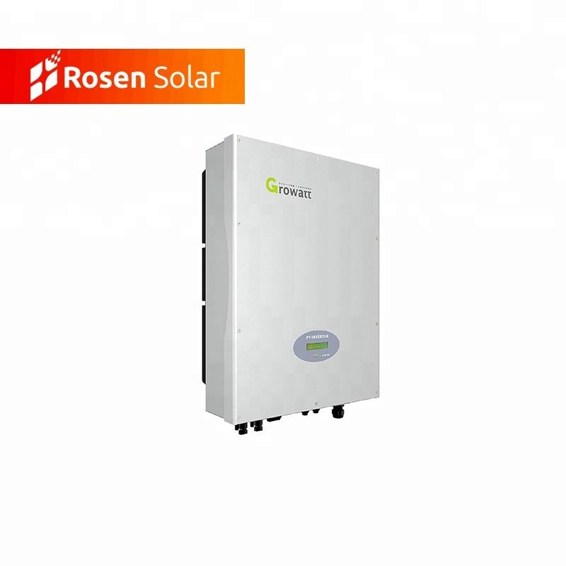 Rosen güneş invertör 3KW 5KW hibrid invertör ev güneş enerjisi sistemi için