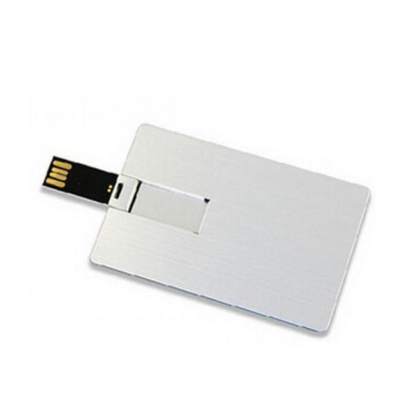 Bulk Metal Business Card Usb Flash
