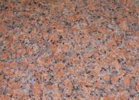 Mystique Red marble floor tile