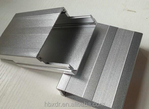 Good Hot Heatsink Aluminum Profile Extruded Aluminum