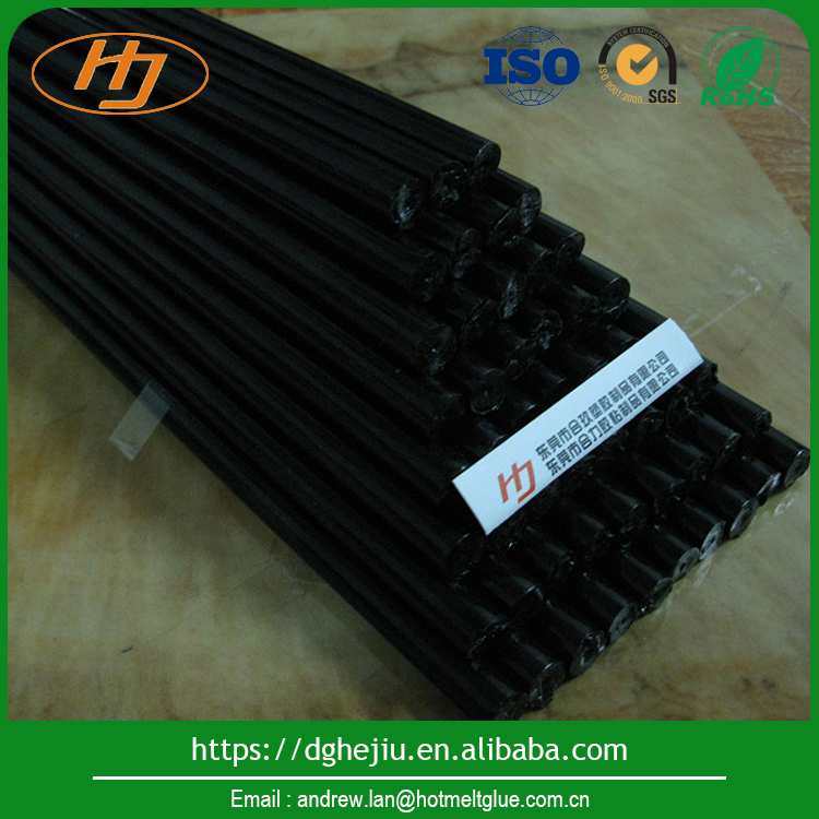 Black/Amber/White Manufacturer supply hot melt adhesive used in electronics industry