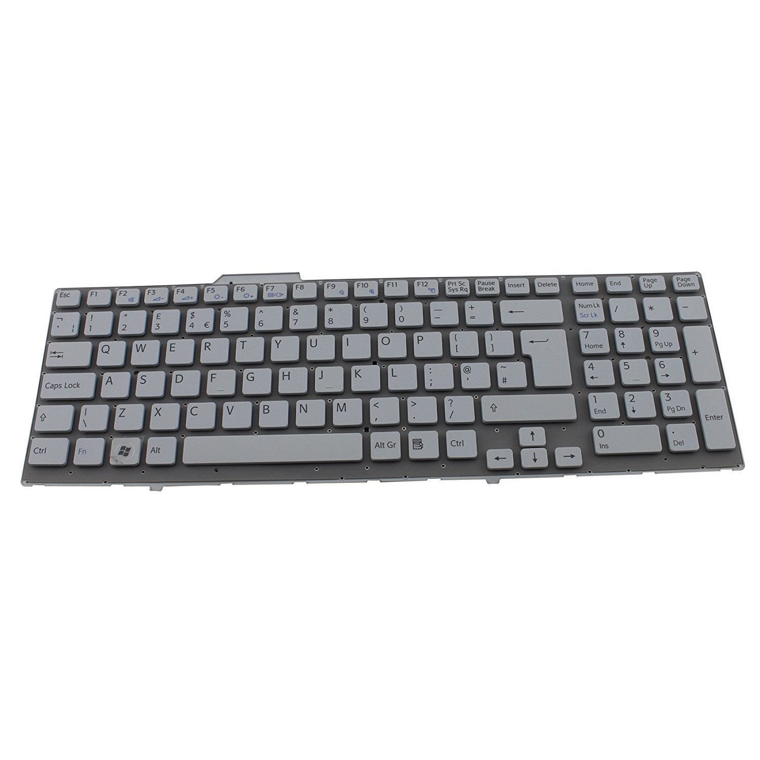 Sony Vaio VPCF136FX Remote Keyboard Windows Vista 32-BIT