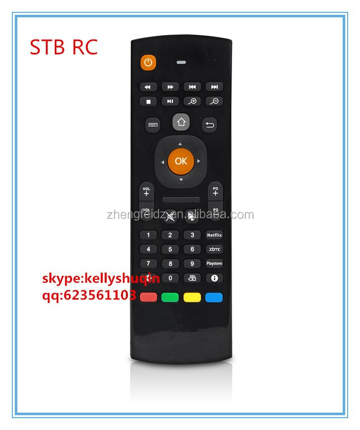 satellite receiver remote controller stb remote MyGica kr301-1