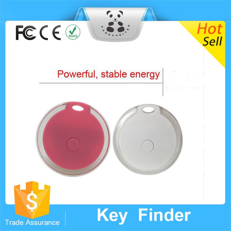 Bluetooth 4.0 Wireless Remote Camera Support <strong>Alarm</strong> Anti Lost Anti Lost Key Finder Tracker Random Color