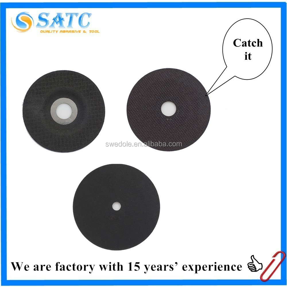 Abrasives for power tools Cutting Disc cut off wheel Abrasive Cutting Disc for steel and metal