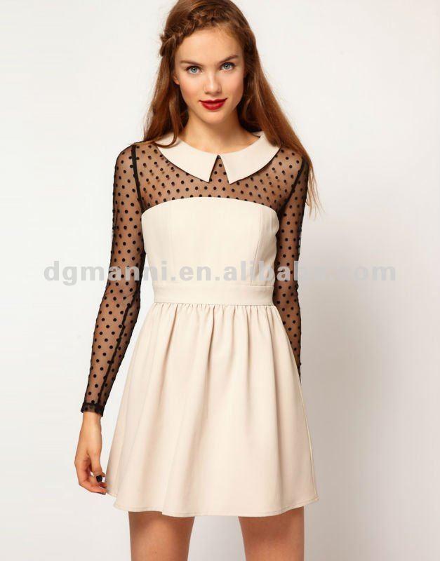 Платья для скромных девушек фото