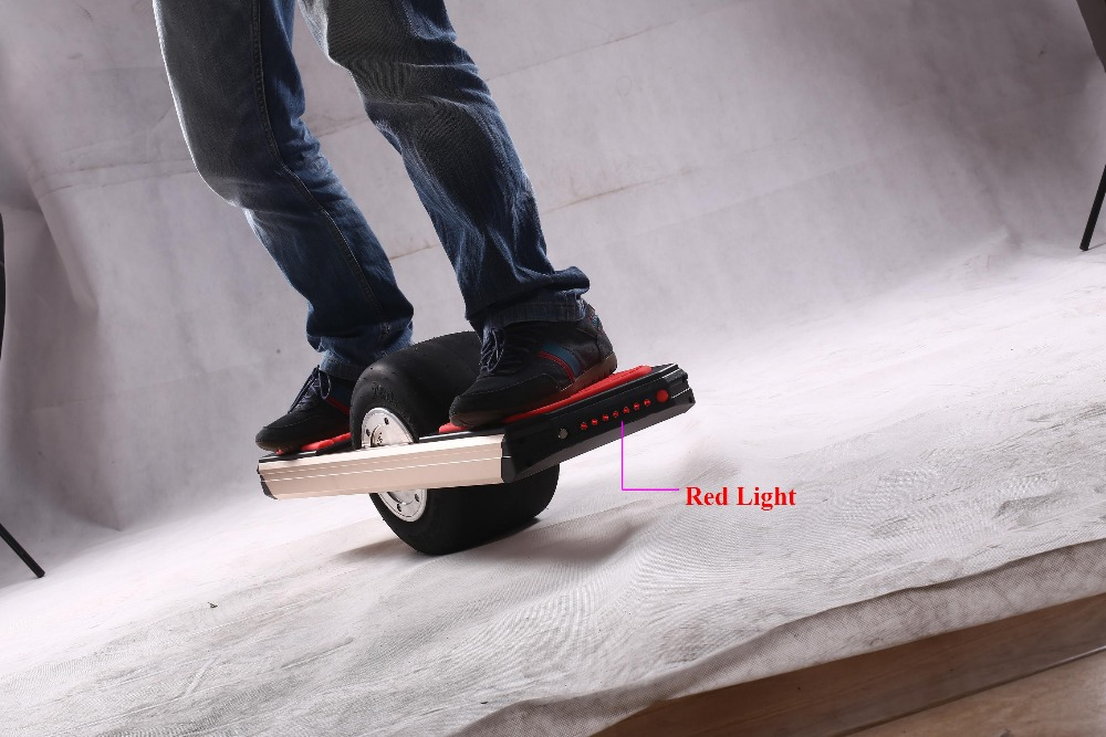 2017 new style led light electric balance scooter with light